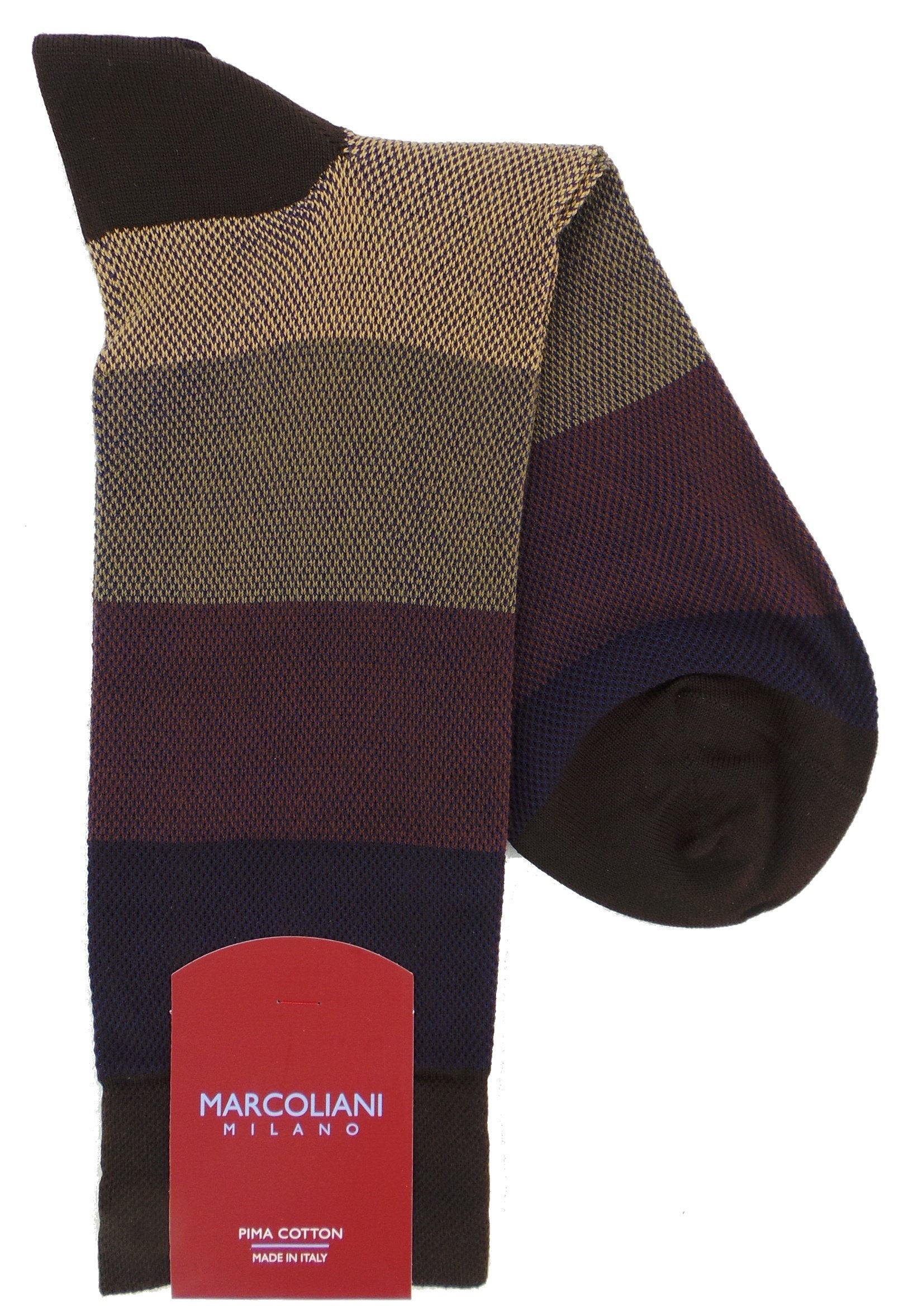 Marcoliani Pima Cotton Dress Sock