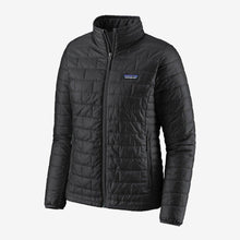 Load image into Gallery viewer, Patagonia Nano Puff Jacket-Black