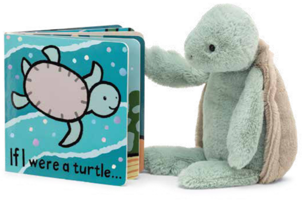 Bashful Turtle & If I Were a Turtle Book