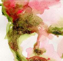 Load image into Gallery viewer, Germaine, Watercolor on Paper