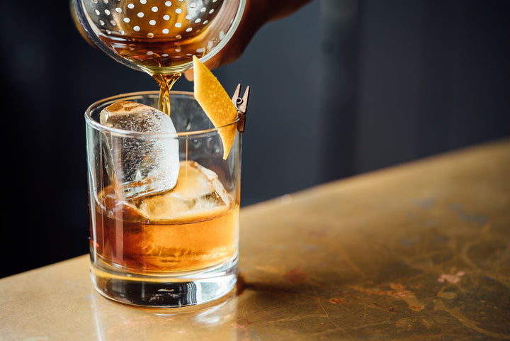 5 Old School, Yet Simple Summertime Whiskey Drinks