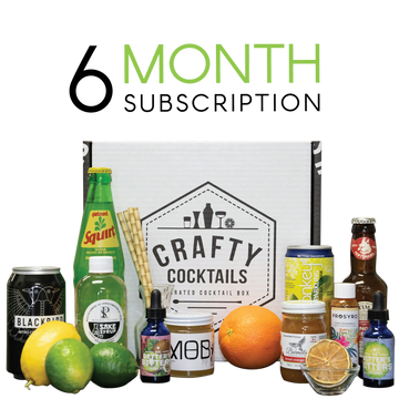6 Month Cocktail Box Subscription