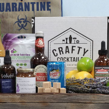 Quarantine & Chill Box (Rye)