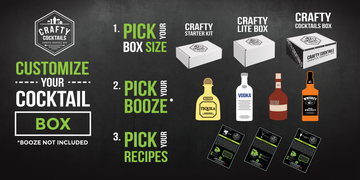 How to Customize Your Cocktail Box