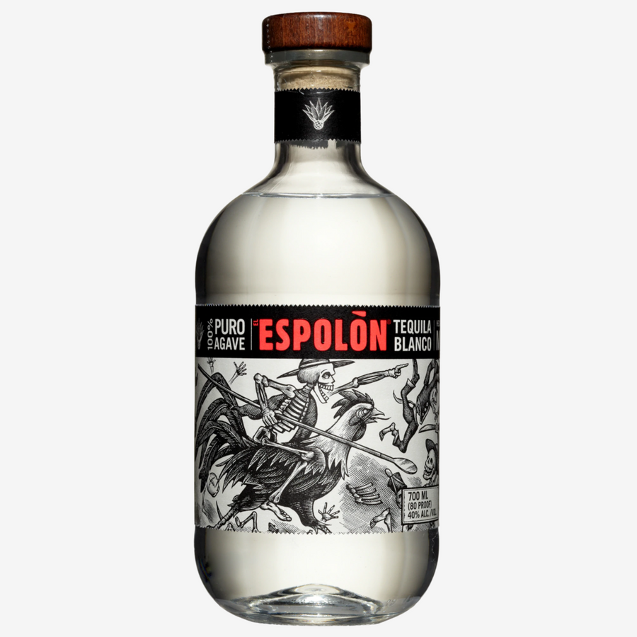 Espolon Blanco Tequila - Recommended Spirit