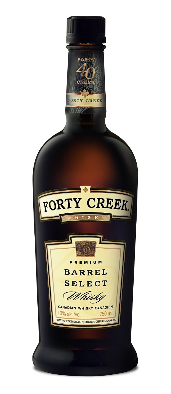 Forty Creek Barrel Select - Recommended Spirit