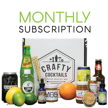 Monthly Cocktail Box Subscription