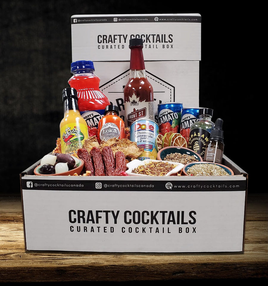 Build-A-Cocktail Box