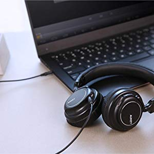 AUKEY EP-B36 Foldable On-Ear Wireless Headphone with HiFi & Deep Bass