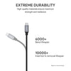 AUKEY CB-CD2 USB 3.0 Braided Nylon A to C Cable 1M