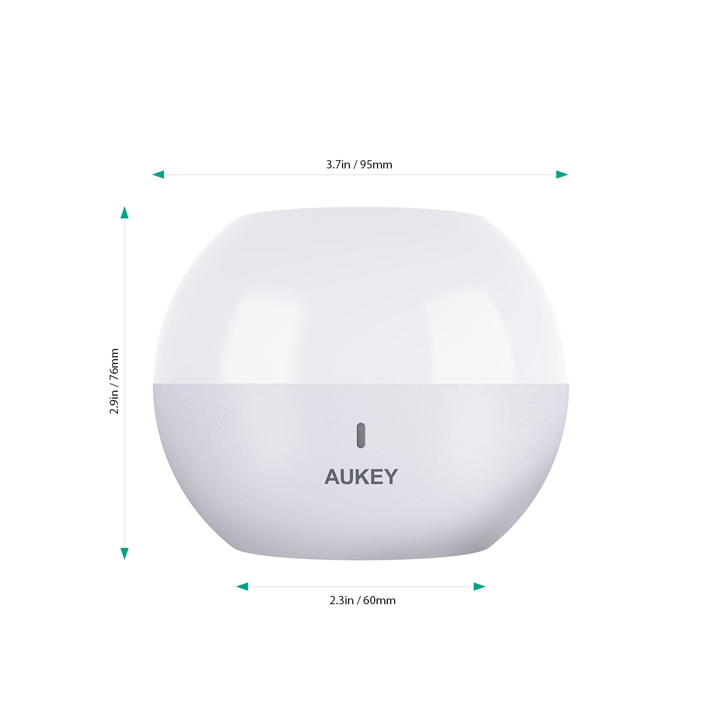AUKEY Quality Mini RGB Light / LT-ST23White / LED Lighting