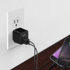AUKEY PA-U32 Mini Dual Port Wall Charger with Foldable Plug
