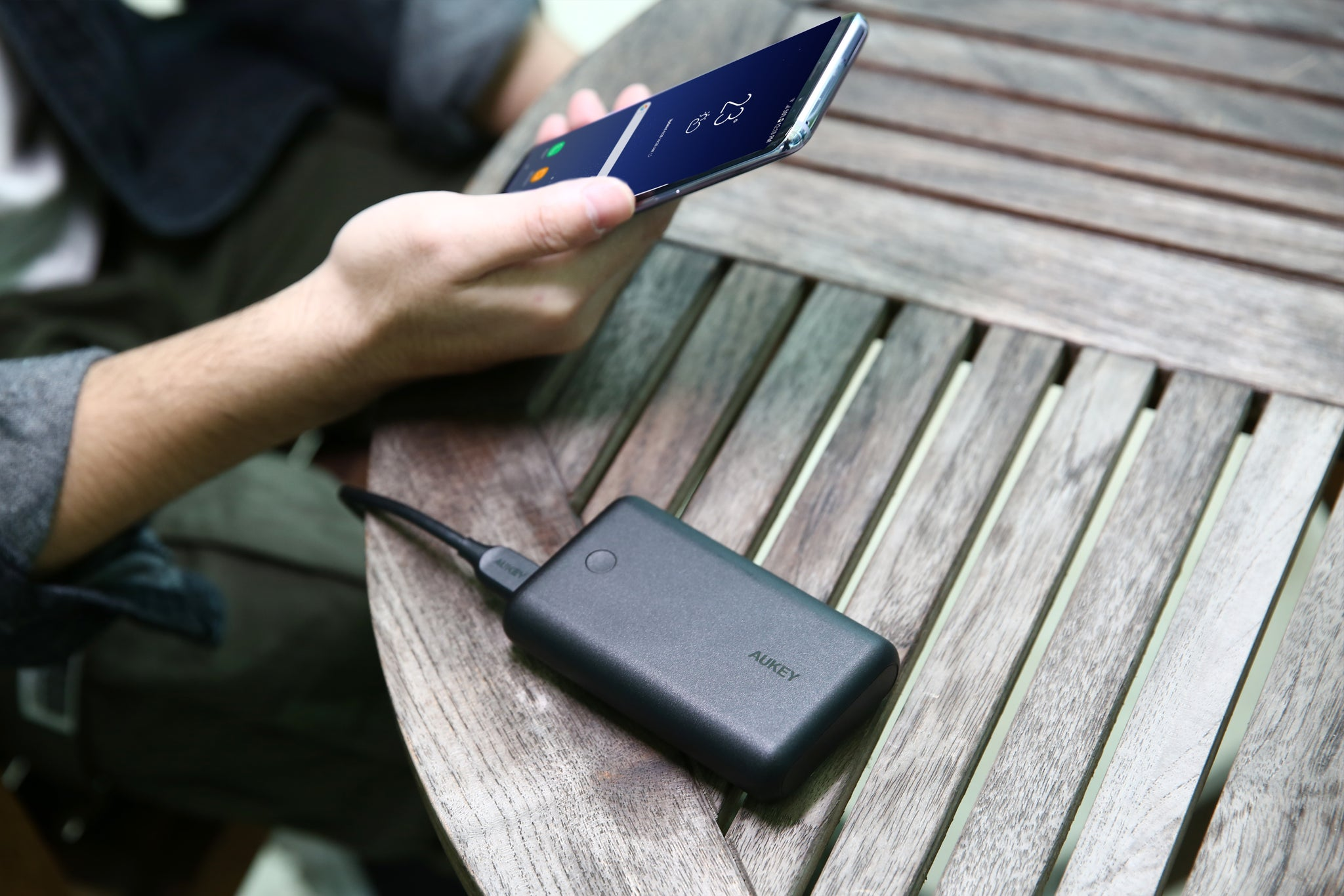 AUKEY PB-XD10 10050mAh USB-C Power Bank
