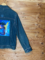 "Lorde ""Melodrama"" Painted Jacket"
