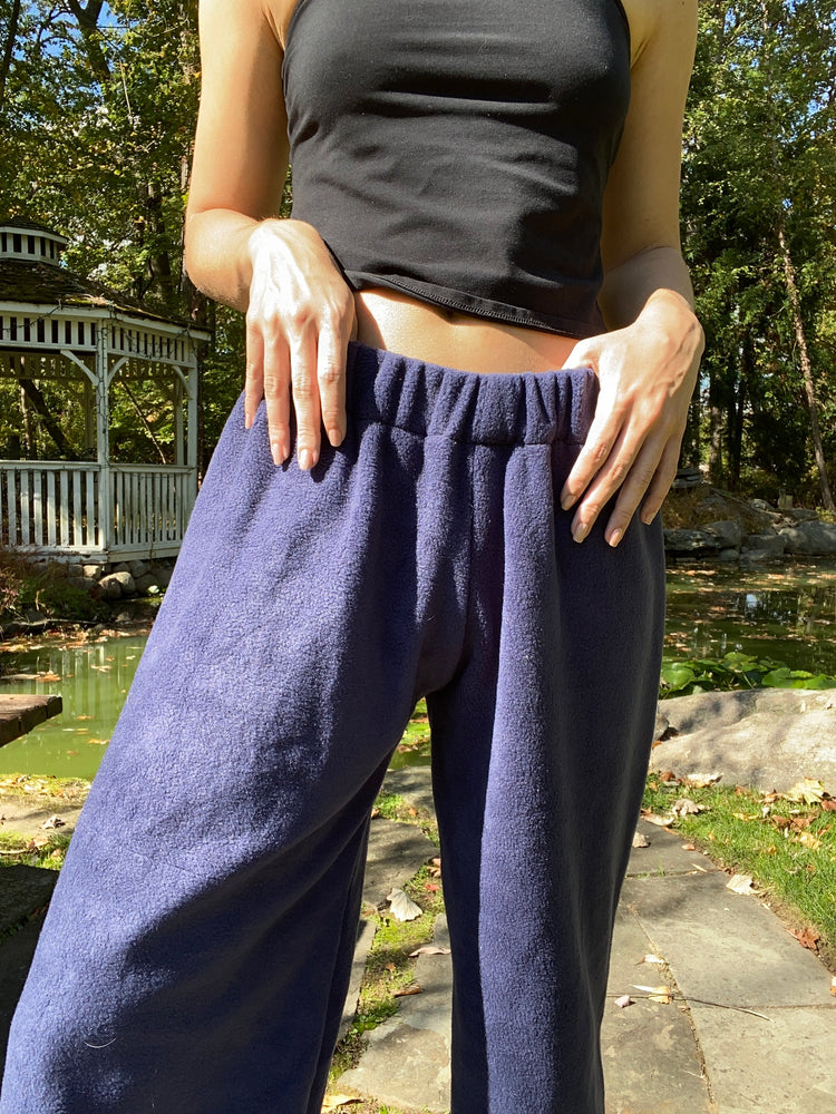 Low Rider Fleece Plaza Pants