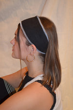 Polar Fleece Snap Headband