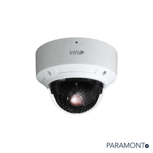 PAR-P5DRIRA3312: 5 Megapixel IP Dome, 3.3-12mm