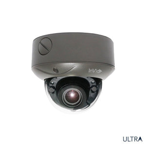 ULT-C2DRIRM2812: 2 Megapixel, Outdoor Rugged Dome