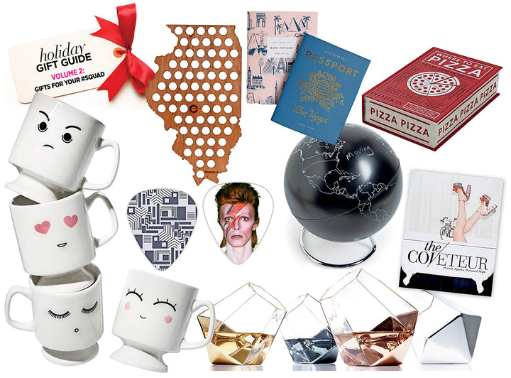 Splash gift guide: Mod #Squad