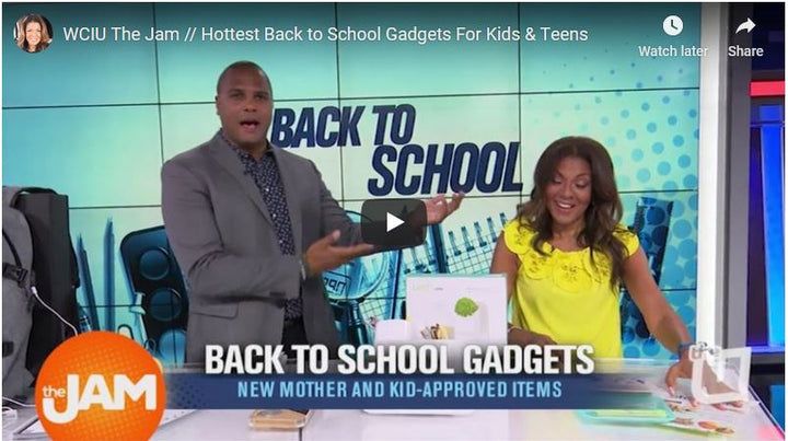 WCIU The Jam - Hottest Back to SChool Gadgets for Kids & Teens