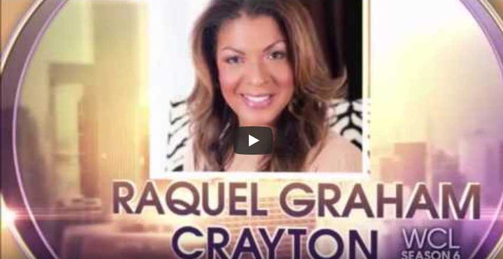 ABC Windy City Live // Chicago Mom Raquel Graham Crayton Creates Adjustable Scarves