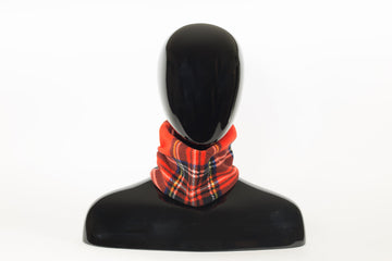 NEKZ™ Patterns - Red London Plaid