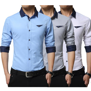 Men's Shirt Long Sleeved