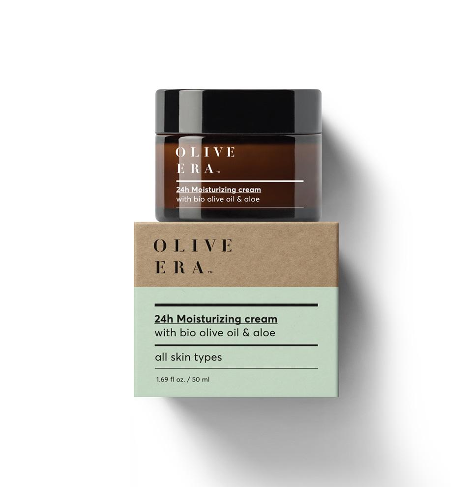 OLIVE ERA 24h Moisturizing Face Cream