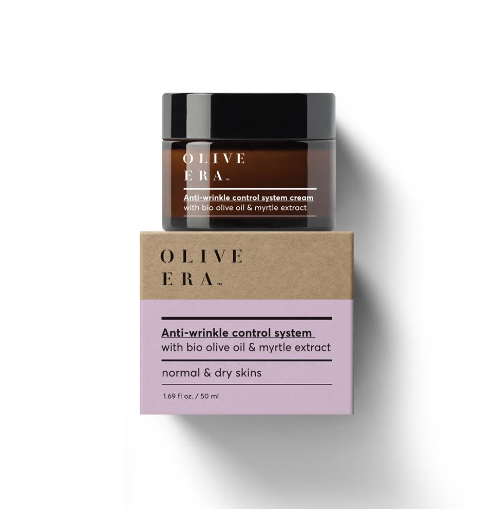 OLIVE ERA Anti-wrinkle control system cream