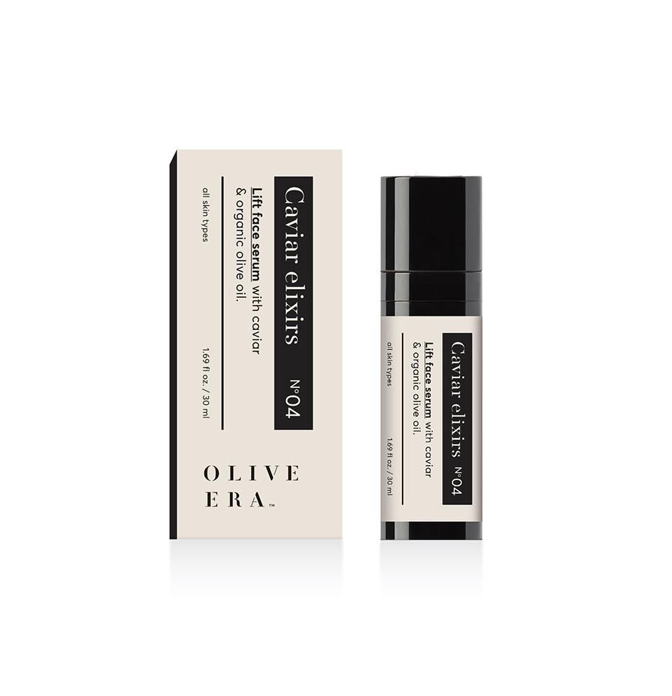 OLIVE ERA  Face Serum with caviar