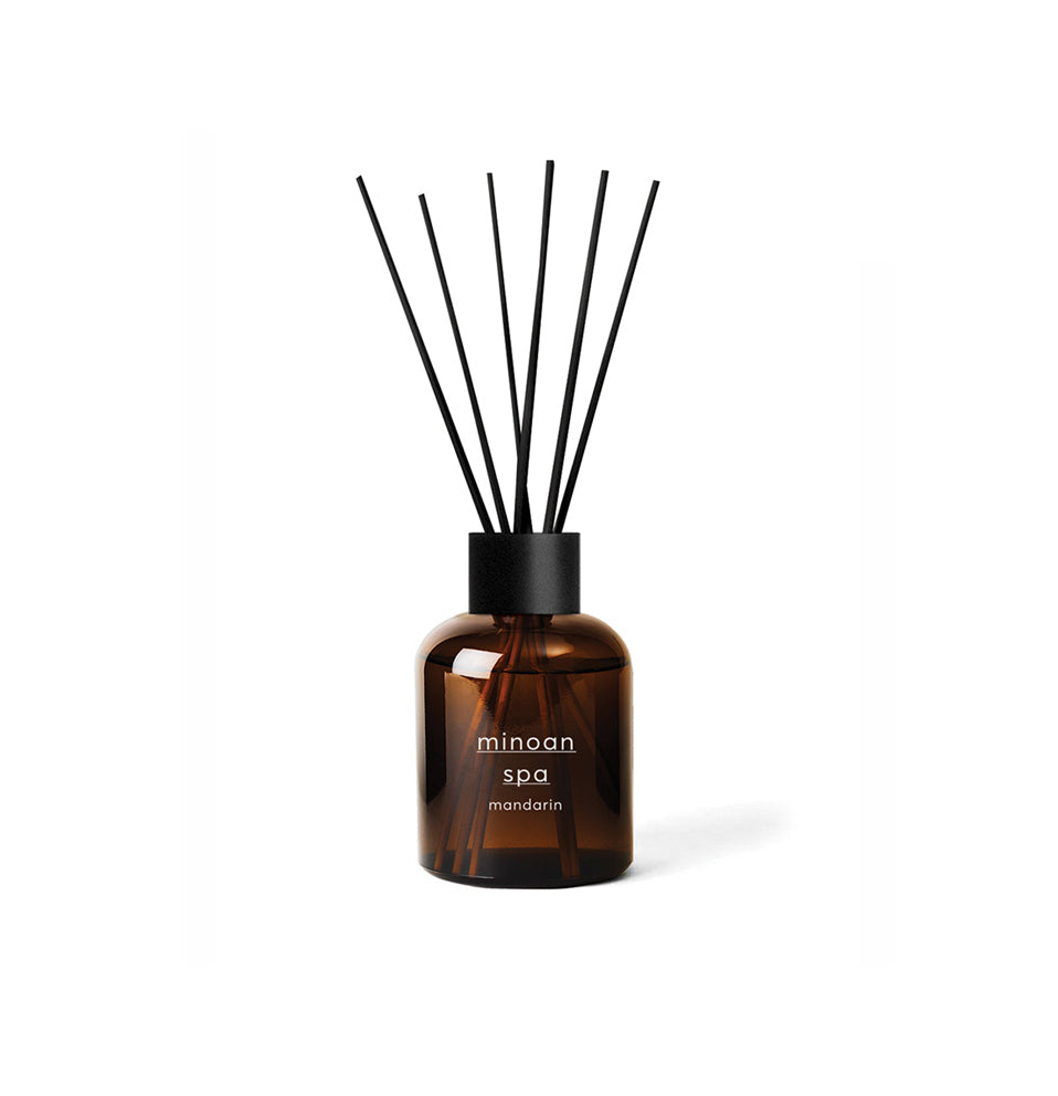 Reed Diffuser mandarin (with sticks 5pcs) 100ml