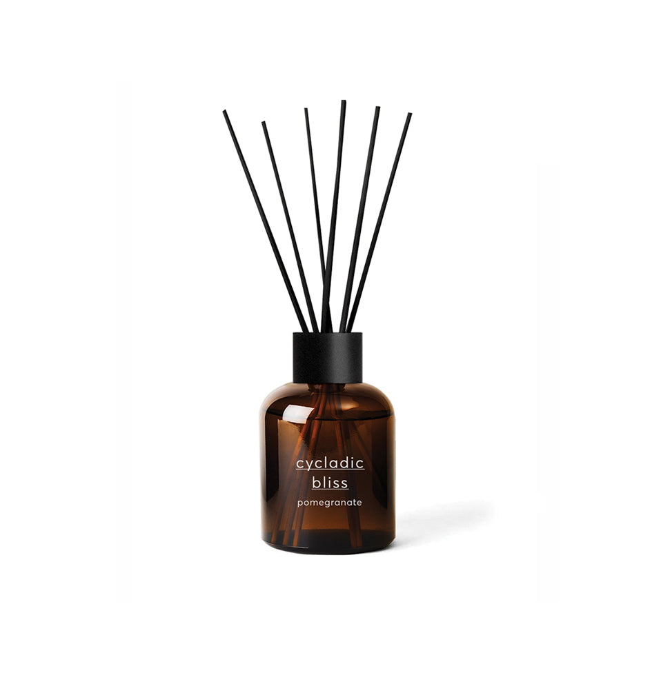 Reed Diffuser Pomegranate (with sticks 5pcs) 100ml