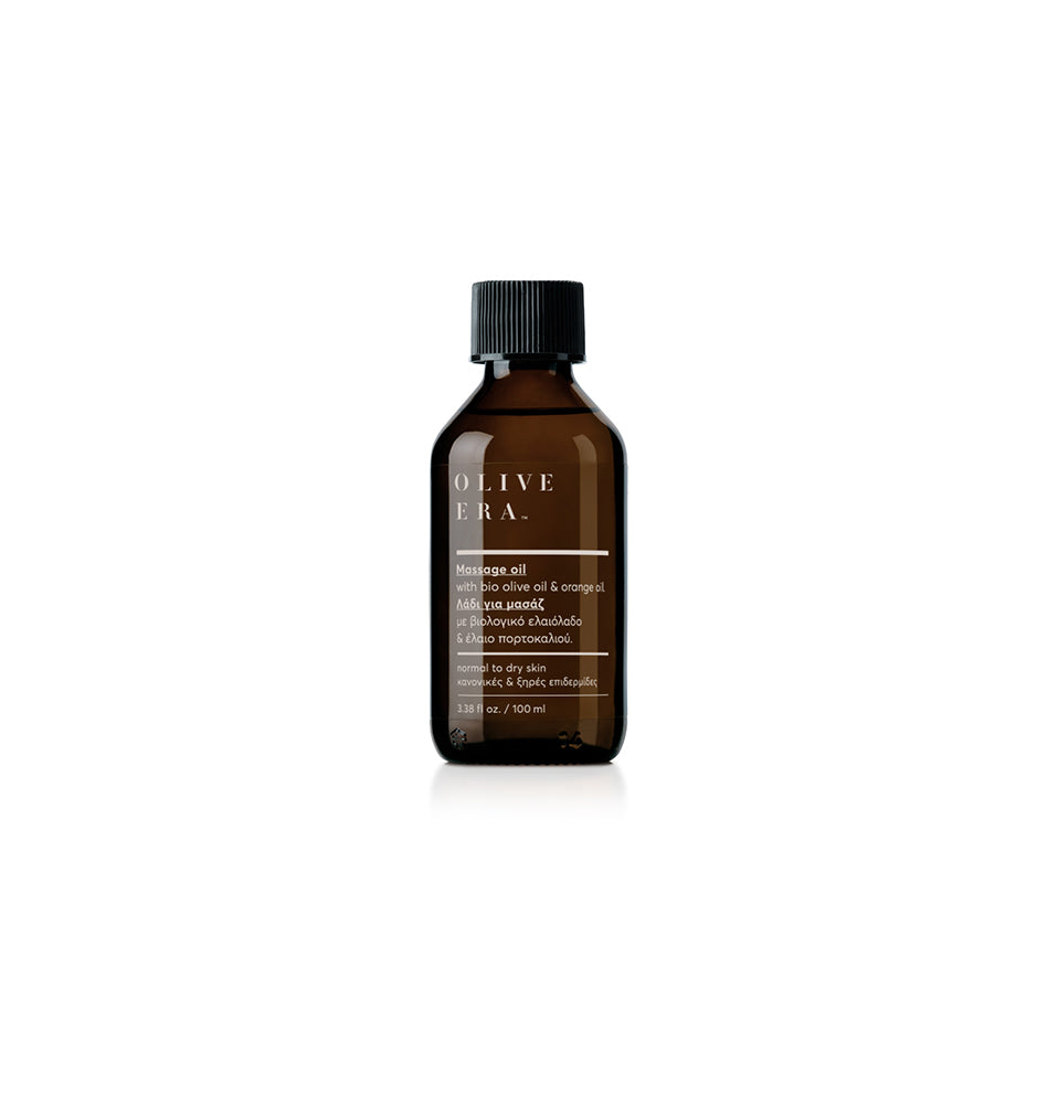Revitalizing massage oil Orange 100ml