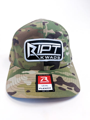 Richardson 865 Multicam R-flex Cap