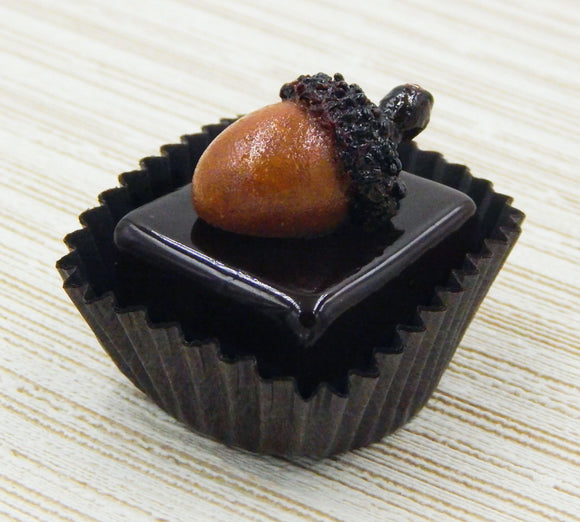 Chocolate with Acorn