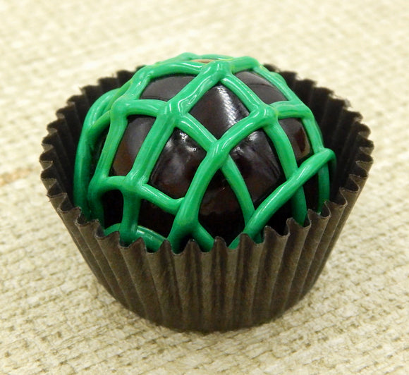 Chocolate & Wintergreen Bon Bon Truffle