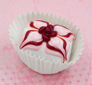White Chocolate, Cherry & Strawberry Sweet Treat