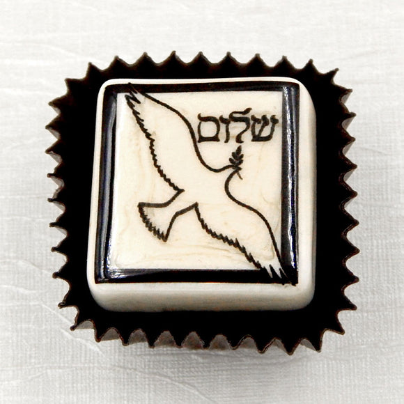 Peace Dove Chocolate