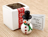Christmas Snowman Chocolate
