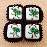 Christmas Candy Cane White Chocolate