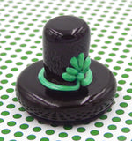 St. Patrick's Day Chocolate Leprechaun Hat with Shamrock