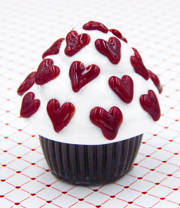Multi-Hearts Mini Cupcake Truffle