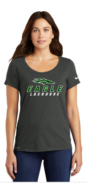 Eagle NIke Dri-Fit Women Swoop Neck