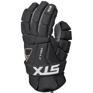 "STX Cell IV Gloves 12"" Medium Black"