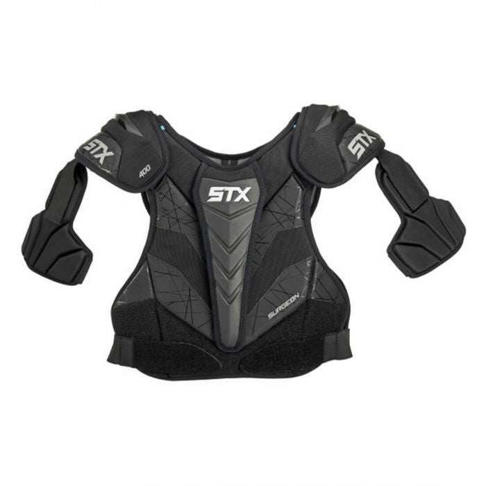 STX Surgeon 400 Shoulder Pad Black Small
