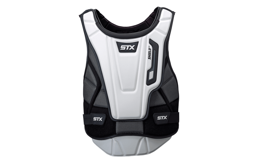 STX Shield 500 Chest Protector White