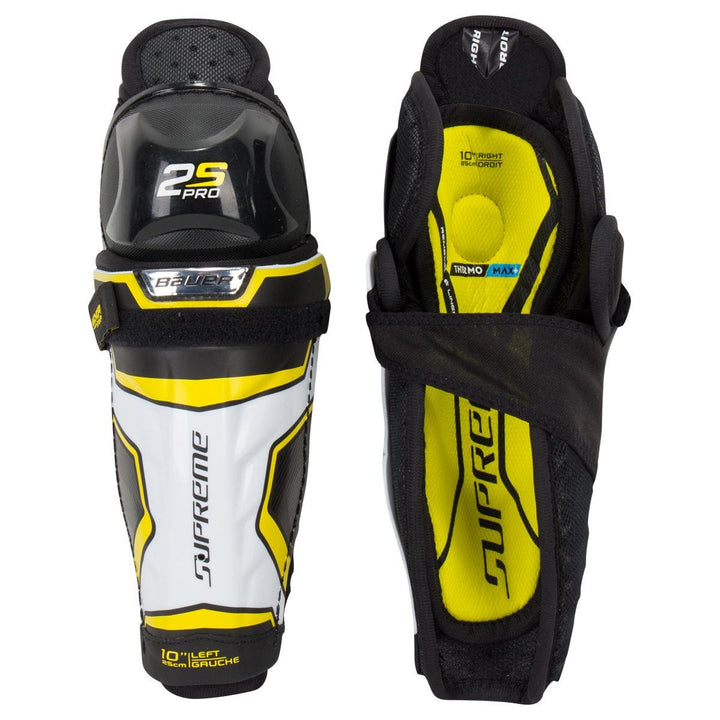 Bauer 2S S19 Supreme Shin Guards Youth