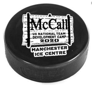 McCall 2020 Camp Ice Puck