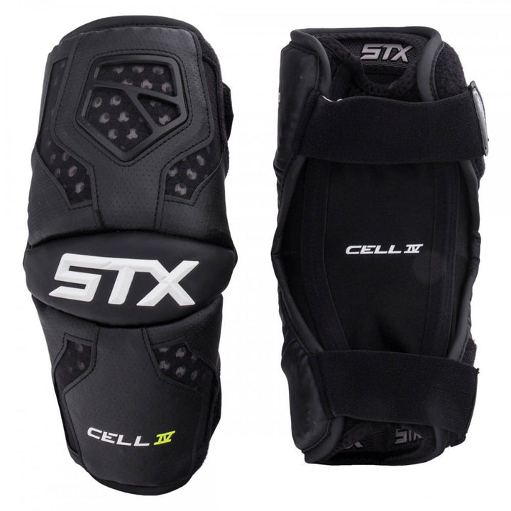 STX Cell IV Arm Pads Black Small