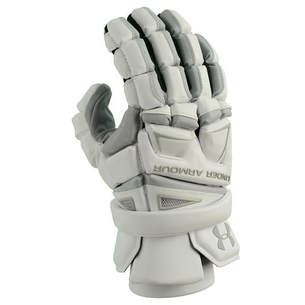 "Under Armour Engage Gloves 13"" Large White"